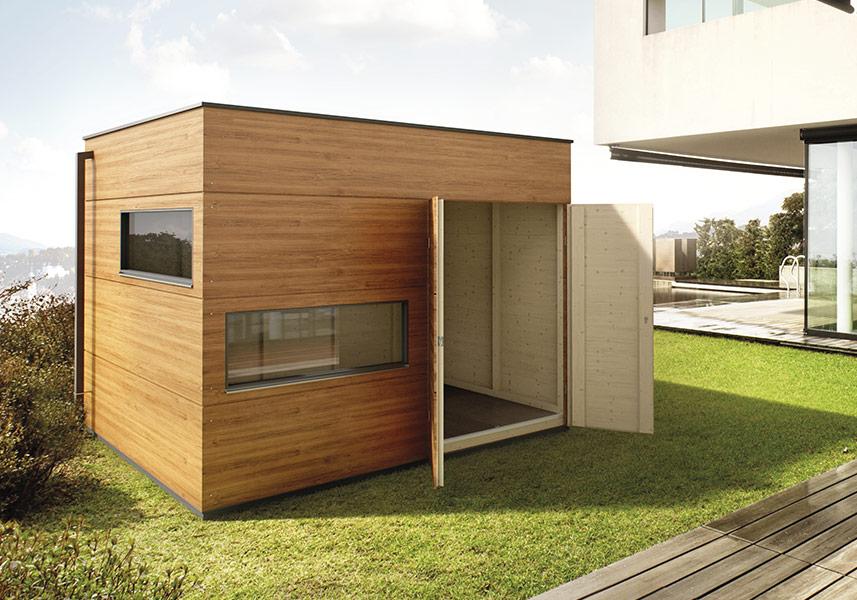 Design Gartenhauser Holz Gartenhaus Gartana