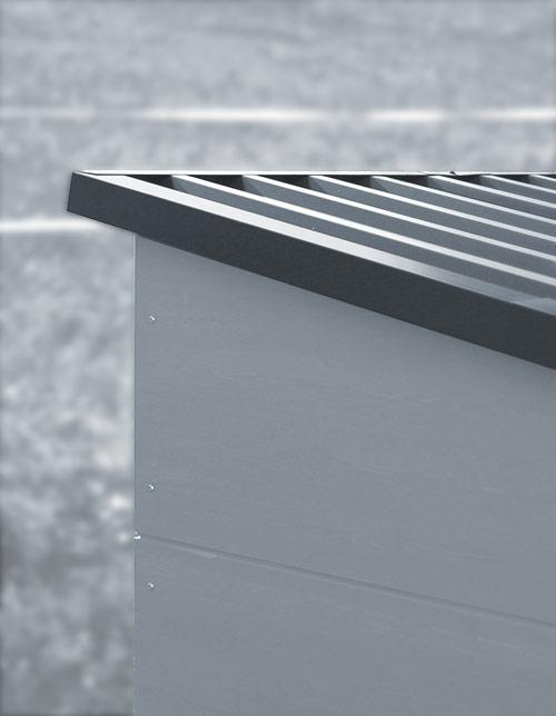 wandparker und dach. Black Bedroom Furniture Sets. Home Design Ideas