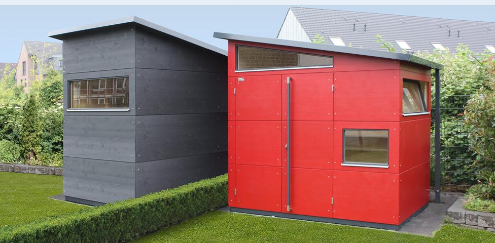 design gartenhaus holz gartenhaus gartana. Black Bedroom Furniture Sets. Home Design Ideas