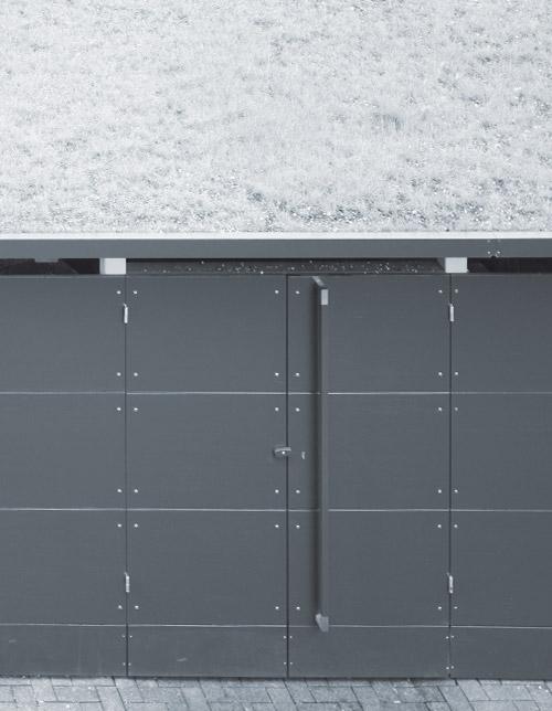 gartenhaus sonderanfertigung gartana. Black Bedroom Furniture Sets. Home Design Ideas