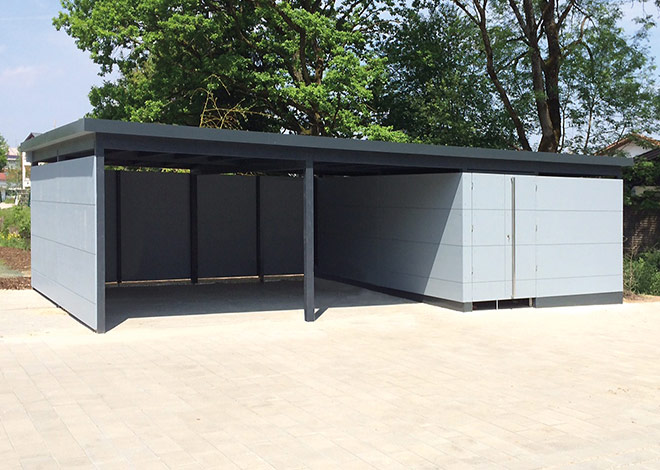 design carports gartana bilder carports. Black Bedroom Furniture Sets. Home Design Ideas