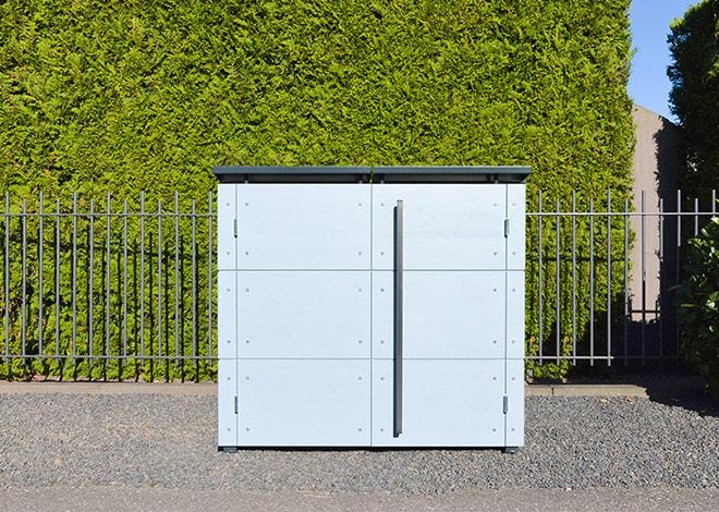 Elegante Design-Mülltonnenbox