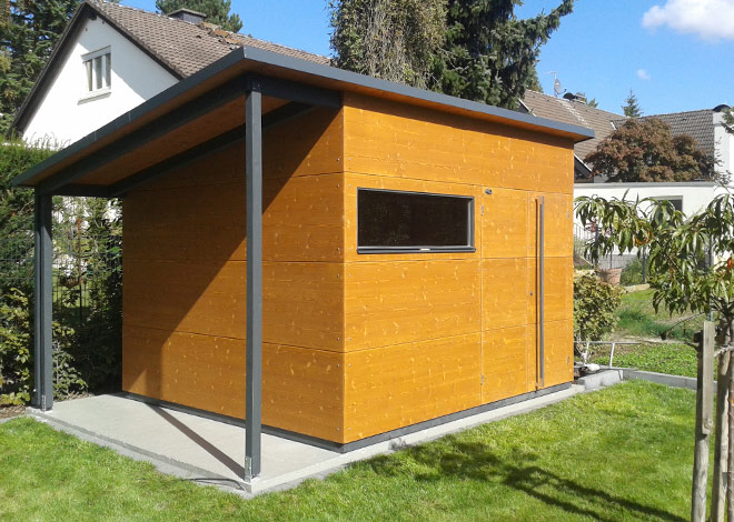 gro es gartenhaus gartana galerie bilder. Black Bedroom Furniture Sets. Home Design Ideas