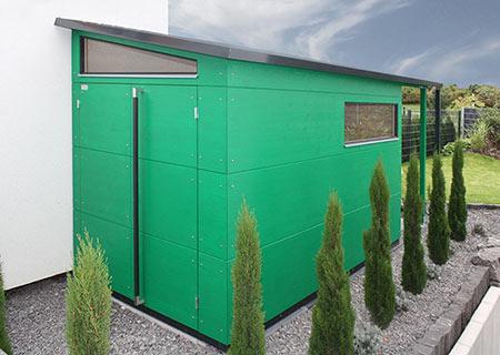 Sonderanfertigungen Gartenhäuser | GARTANA Galerie