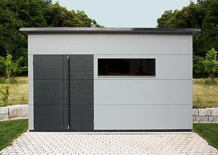gartana Haus XL in Grau